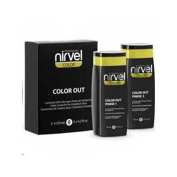 Nirvel Color out 2x125 ml