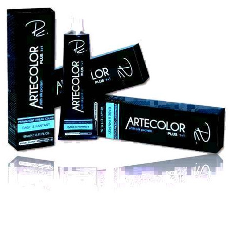 Tinte ZERO Permanente Cream 7.1 Rubio Medio Ceniza120 ml